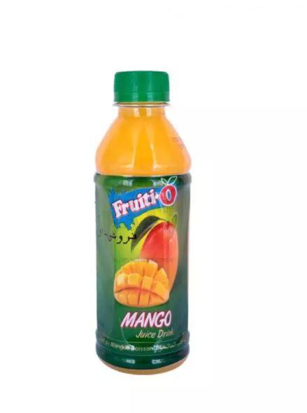 Mango Juice in a bottle